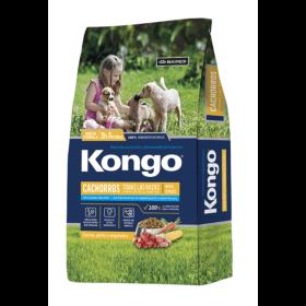 Kongo Cachorro todas las Razas