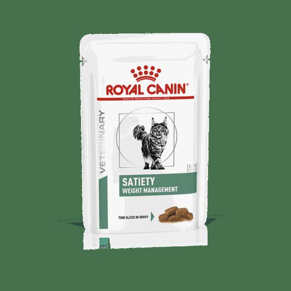 Royal Canin Satiety Feline Pouch