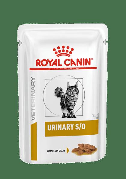Royal Canin Urinary S/O Pouch Feline