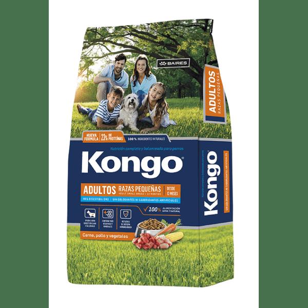 Kongo Perro Adulto Raza Pequeña